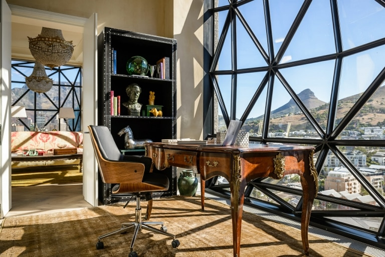 The Silo, Zuid-Afrika