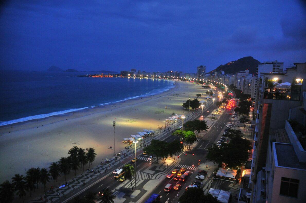 Studiereis Brazilië