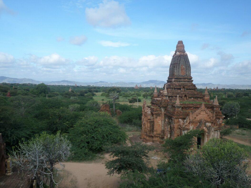 Verrassend en fascinerend Myanmar
