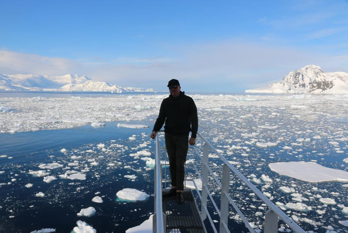 Blog Antarctica - Jozef