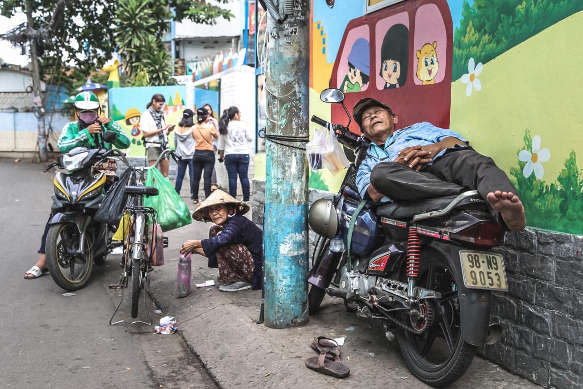 Blog Etienne - Zuid-Vietnam en Cambodja