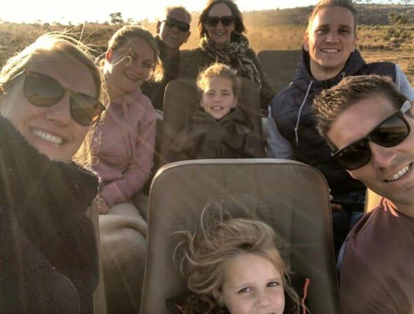 Familiereis Zuid-Afrika