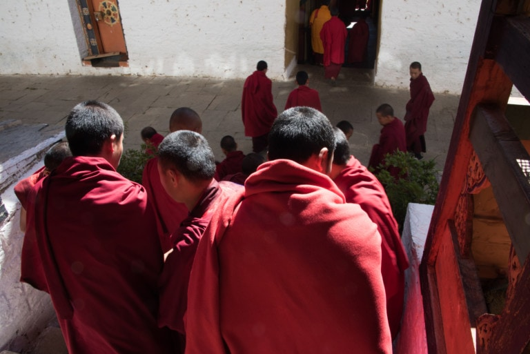 Bhutan Wrapped in a Blanket of Spirituality