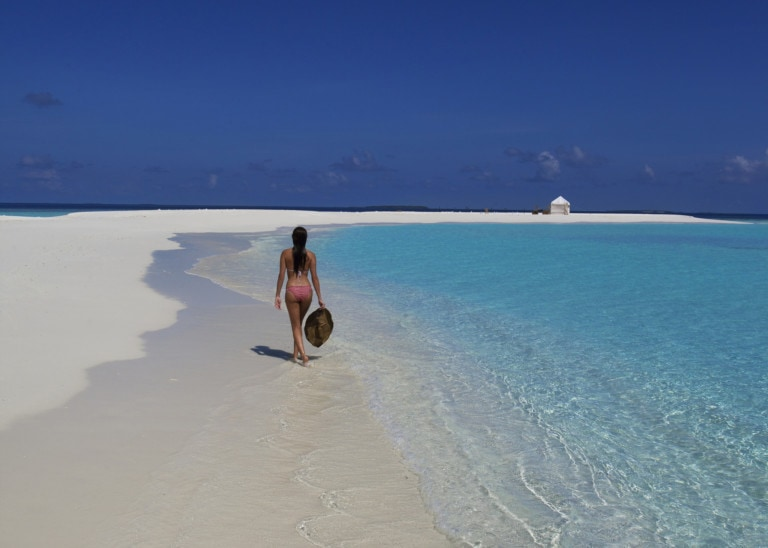 Maldives An earthly paradise