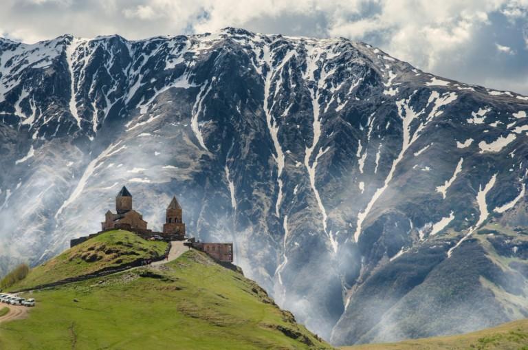 Georgia Tolkiense landscapes