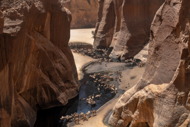 Tsjaad reizen,Guelta d'Archei
