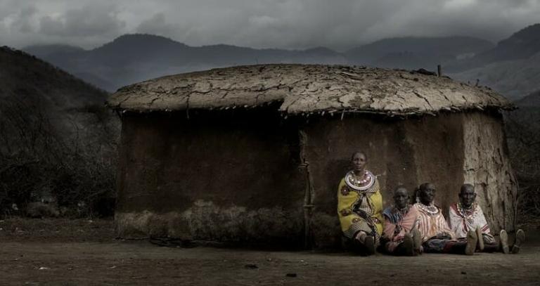 Kenia reizen, people