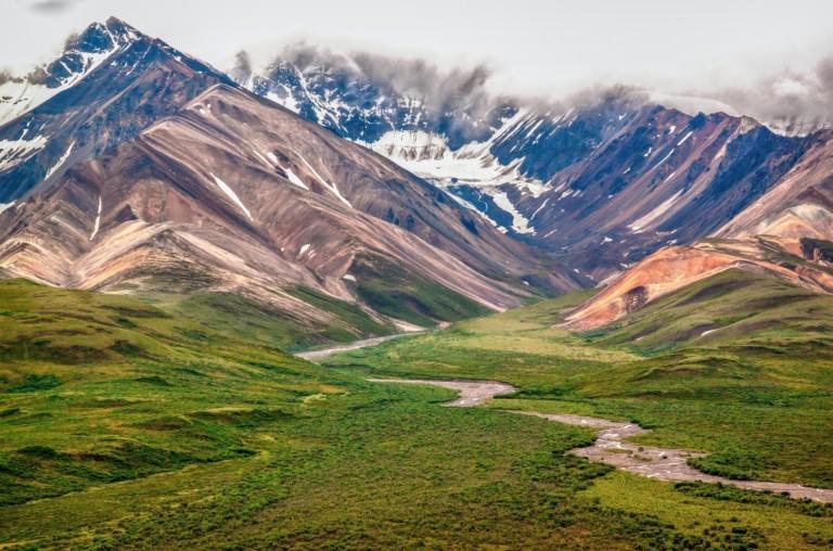 Verenigde Staten reizen, Alaska, Denali NP