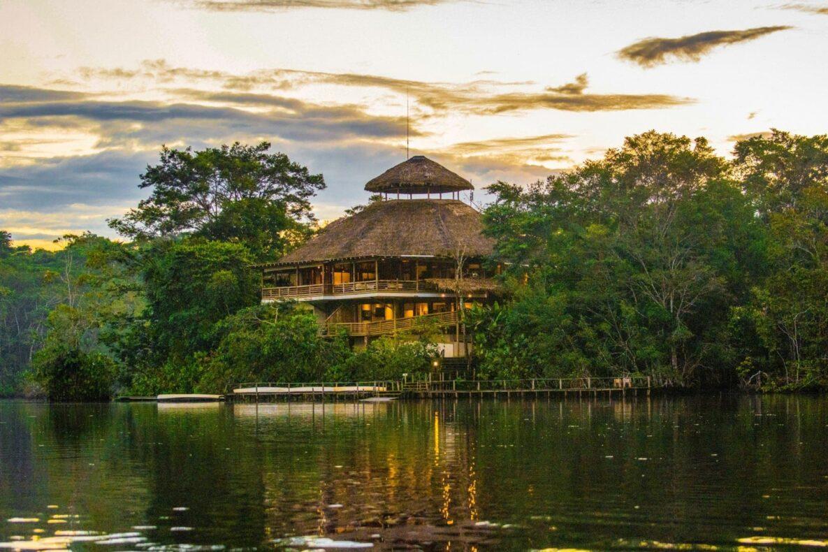 Selva Lodge Yasuni NP Ecuador