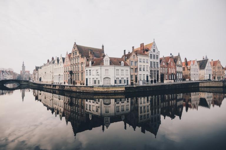 Nederland & België, Brugge