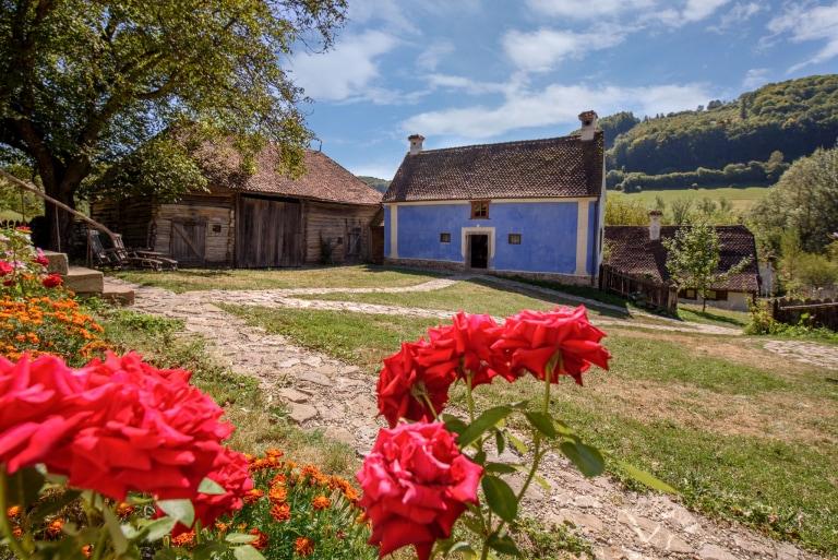 Roemenië reizen, Zalanpatak main house
