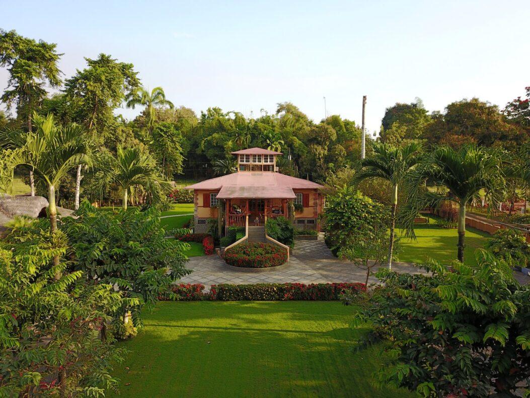 La Hacienda Danesa,Ecuador,exterieur