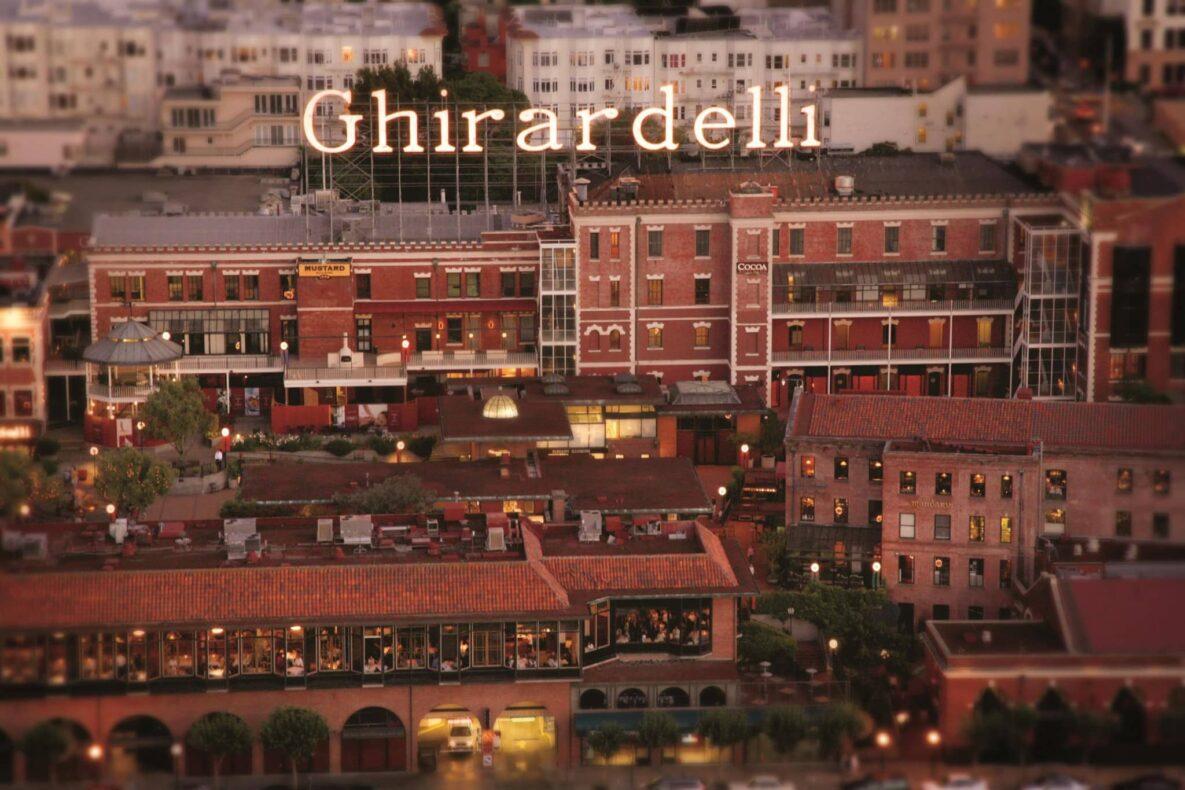 Fairmont Heritage Place – Ghirardelli Square, SFO, USA