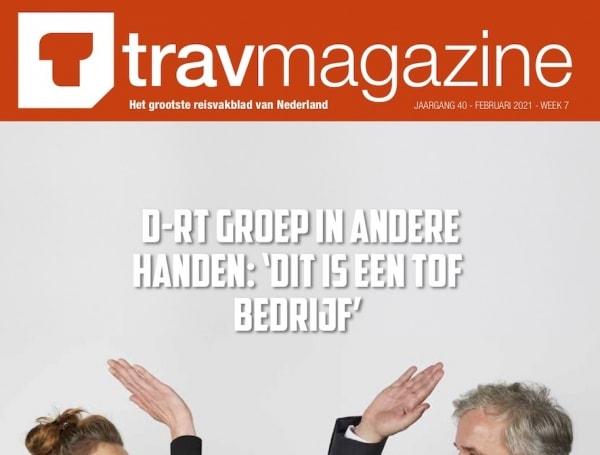 In de media - Cover TM07