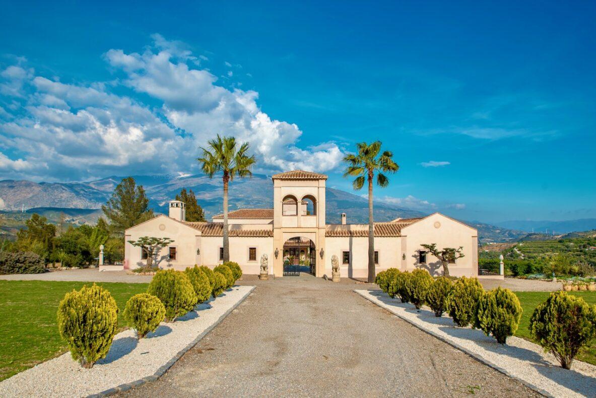 Hacienda La Esperanza-Granada Spanje