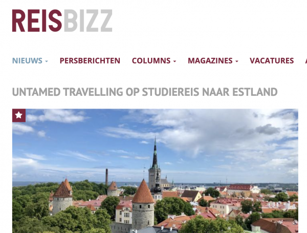 Studiereis Estland in Reisbizz